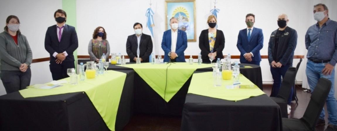 La Municipalidad de Pocito, parte del histórico Acuerdo San Juan
